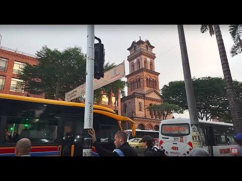 CHEAP MEDELLIN: Low-Cost Travel in El Poblado, Medellin, Colombia and InMedellin Hostel Tour [#14]