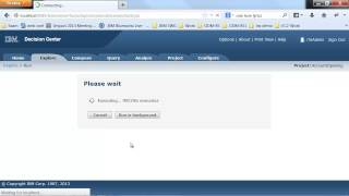 Quick Build Ibm Operational Decision Manager Part 4 - Enterprise Console