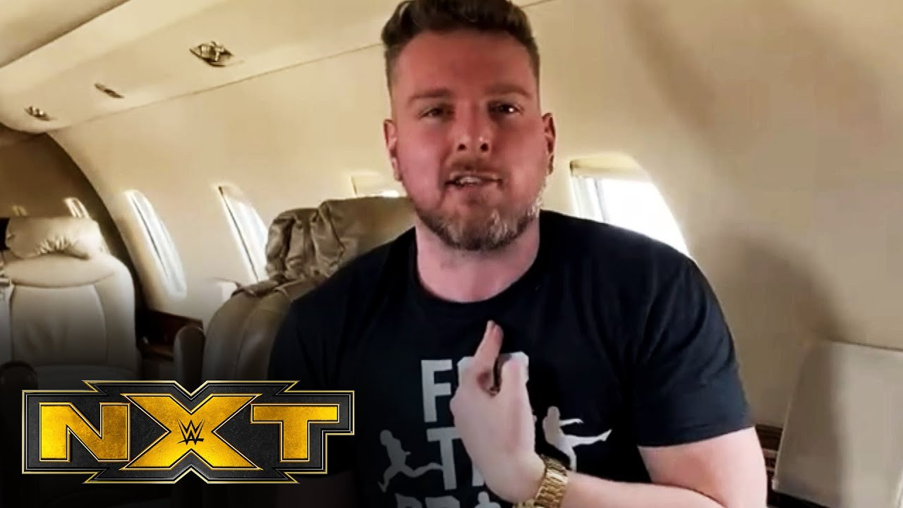 Pat McAfee told you so: WWE NXT, Feb. 17, 2021