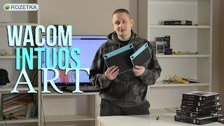 Wacom Intuos Art: обзор графического планшета
