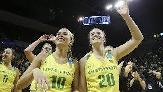 Highlights: Sabrina Ionescu's 29 points lead Oregon past Minnesota to Sweet 16 berth