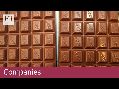 Sweet result: how Mondelez invested in Cadbury's factory
