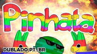 ▪︎FanDub▪︎ A Pinhata Indestrutível (Theodd1sout dublado PT-BR)