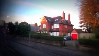 [癒しの音楽]LONDON ロンドンの旅 長距離バスで移動