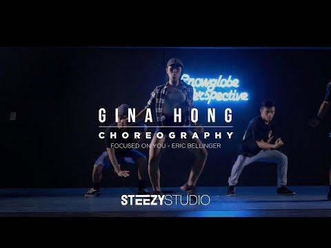 Gina Hong Choreography | Eric Bellinger - Focused On You | STEEZY Studio