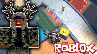 DEATH RUN ON ROBLOX! - ROBLOX DEATH RUN