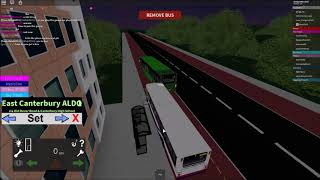 Roblox Canterbury & District Bus Simulator V4.0 BETA Bad Bus Drivers Compilation