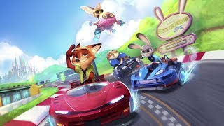ZOOTOPIA: RACING CARNIVAL ANDROID GAMEPLAY (CN)