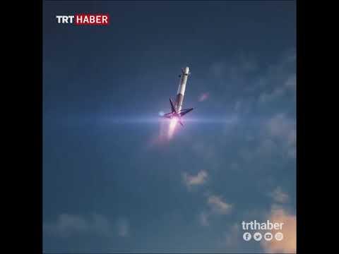 Musk'ın Tesla'sı uzaya gidiyor