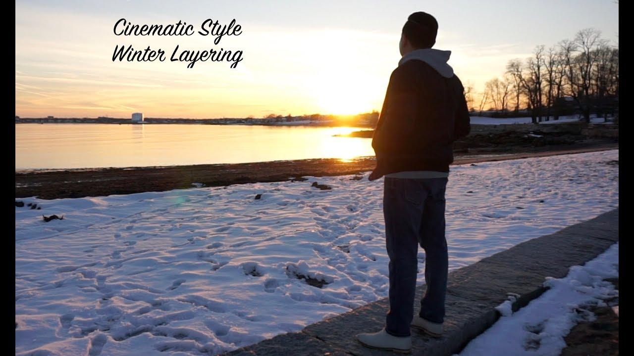 [VIDEO] - Winter LookBook | Cinematic | EscobarStyle 1