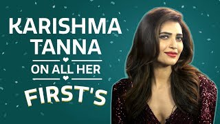 Karishma Tanna on all her firsts | S01E03 | My First Time | Bollywood | Fashion | Pinkvilla