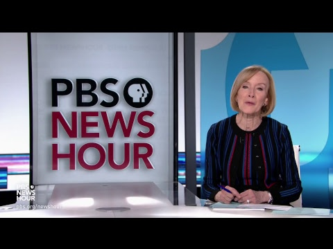 PBS NewsHour full episode, April 25, 2018