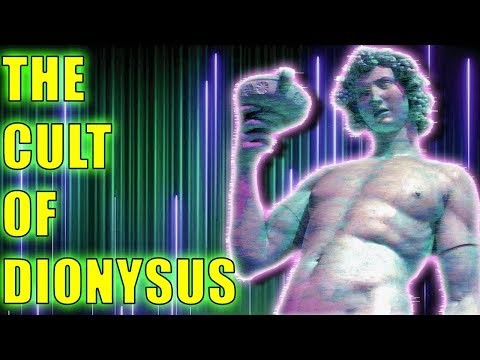 The Cult of Dionysus, god of the Vine
