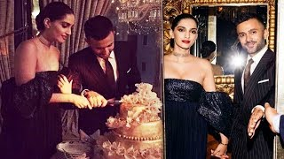 Sonam Kapoor And Anand Ahuja Wedding Party Hosted By Natasha Poonawala