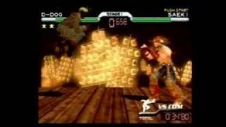 Fighter Destiny 2 Nintendo 64 Gameplay