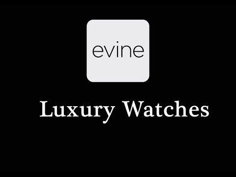 Luxury Watches - Online Live
