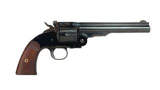 NRA Gun of the Week: Uberti 1875 No. 3 Top Break Revolver