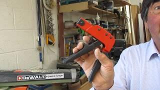 Wall Anchor Ergonomic Rivet Guns Wall Anchor Setting Expansion Screw Tightening Guns Industrial Riveting Tool