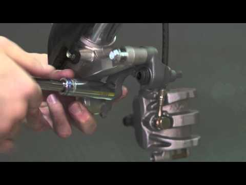 Motorcycle Tech Tips: Oversized Brake Rotor Kit