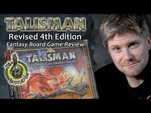 Talisman: Revised 4th Edition - Fantasy Board Game Review.