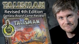 Talisman Revised 4th Edition - Fantasy Board Game Review
