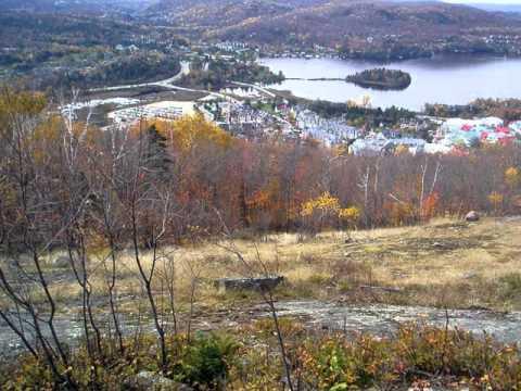 Mont-Tremblant  - Quebec - Canada