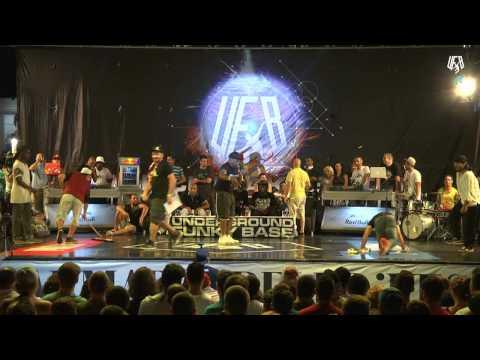 underground funky base vol 8 quarter final Hiphop (world final)