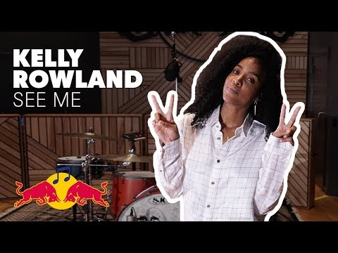 Kelly Rowland - See Me | Making Of | Red Bull Music Studios Sessions