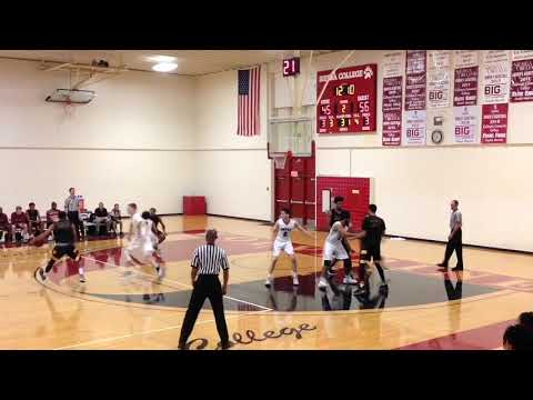 Sierra College Sophomore Aidan Cantwell's 2018-2019 season highlights and unedited film