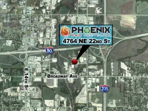 Phoenix Recycling Des Moines, IA
