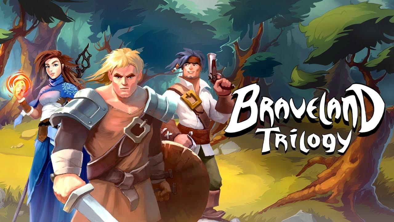Και το Braveland Trilogy στο Switch