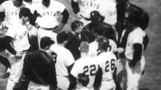 SF Giants vs LA Dodgers Fight 08-22-1965
