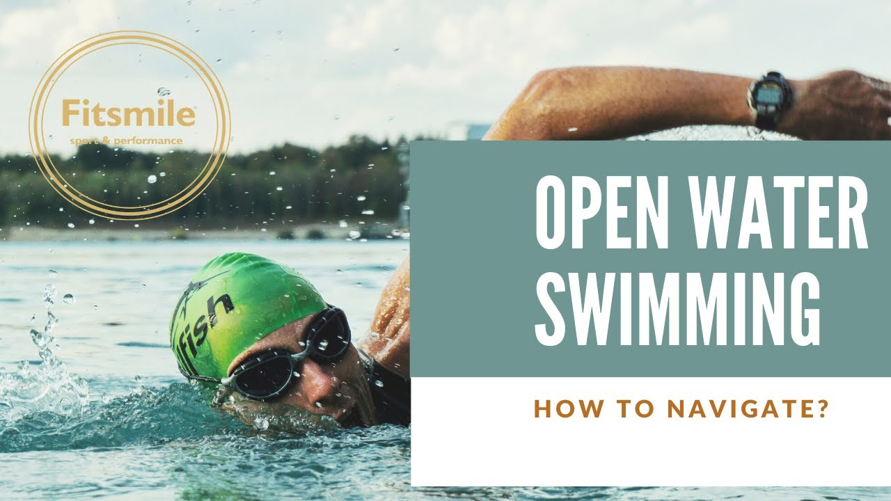 Open water swimming. How to navigate? | by Fitsmile