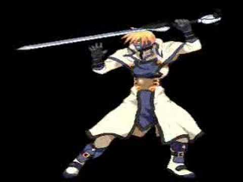 """Guilty Gear X2 OST-""""Holy Orders?"""""""