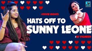Hats Off To Sunny Leone - Mashoom Shankar  Nagesh Thiraiyarangam  Movie Nights  Black Sheep