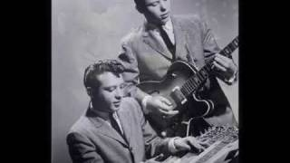 Santo & Johnny - The Breeze and I