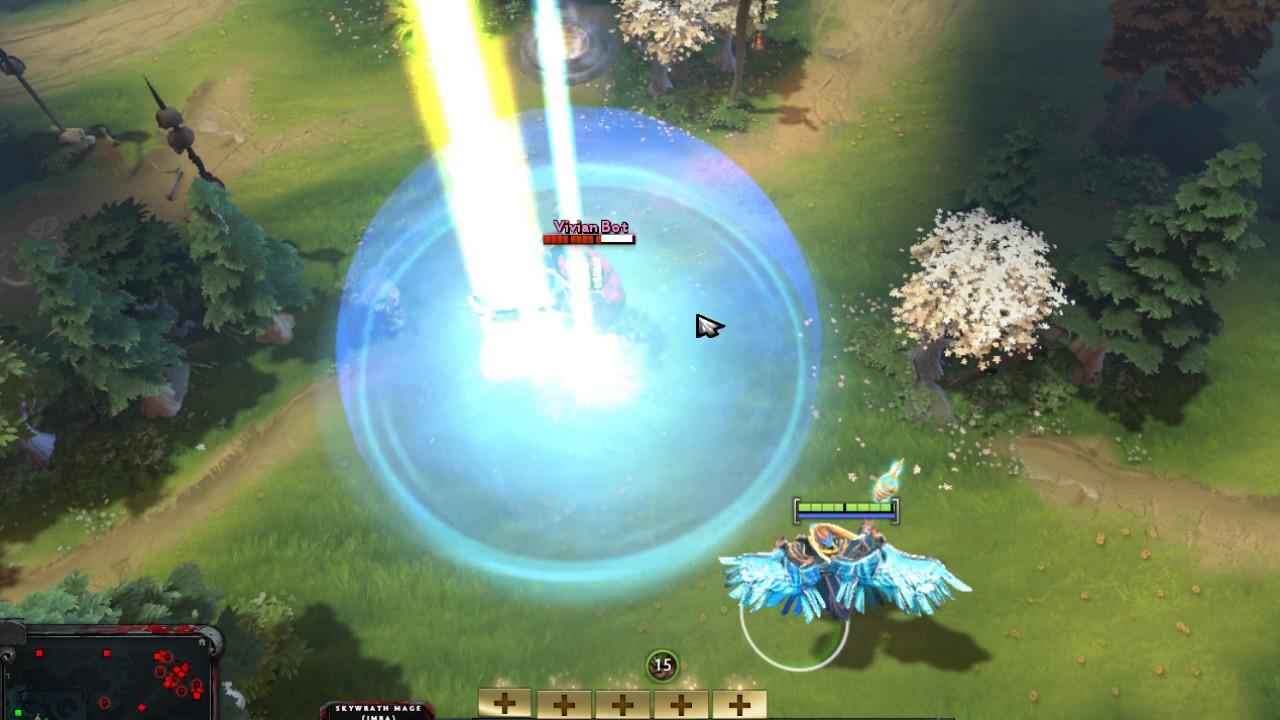 Image result for skywrath mage mystic flare