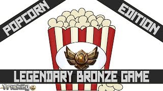 Legendary Bronze Game - Popcorn Edition