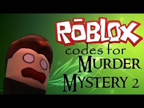 ROBLOX MM2 codes! DEC 2016-2017!