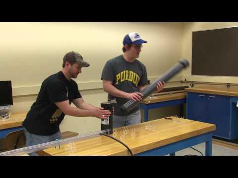 Ping Pong Balls Break The Sound Barrier