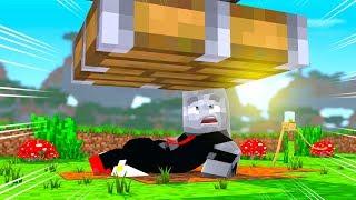 WIE LANGE KANN ICH ÜBERLEBEN?! - Minecraft [Deutsch/HD]