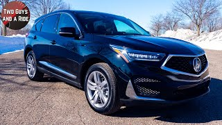 2020 Acura RDX  - Loaded with luxury, technology, and functionality