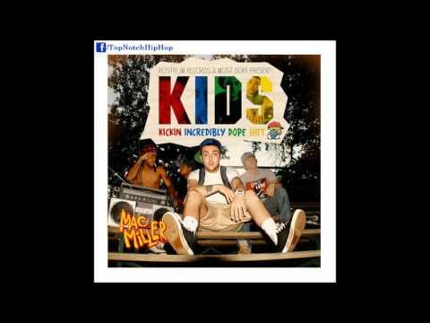 Mac Miller - Good Evening (K.I.D.S.)