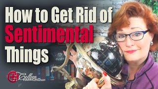 🔥 How to Get Rid of Sentimental Things: Is it Clutter?🔥