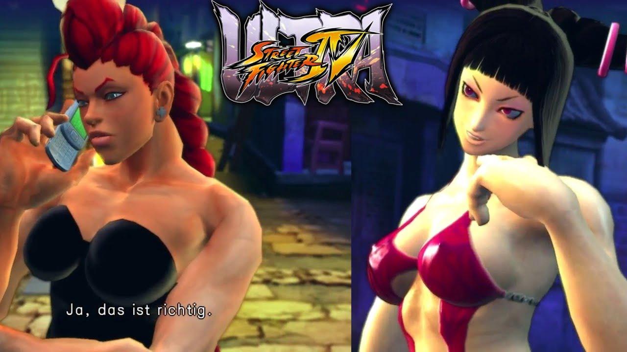 Ultra Street Fighter 4 PC Custom Skin Thread - Page 340