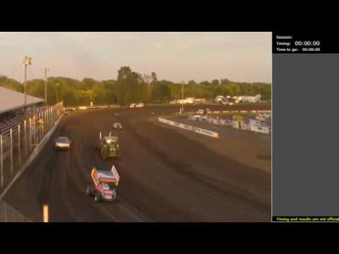 September 15, 2017 - Rapid Speedway Nationals (Night 1)