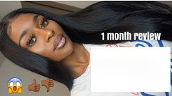 AMAZON PRIME VIRGIN HAIR | BEST STRAIGHT HAIR | LONG YAO HAIR REVIEW