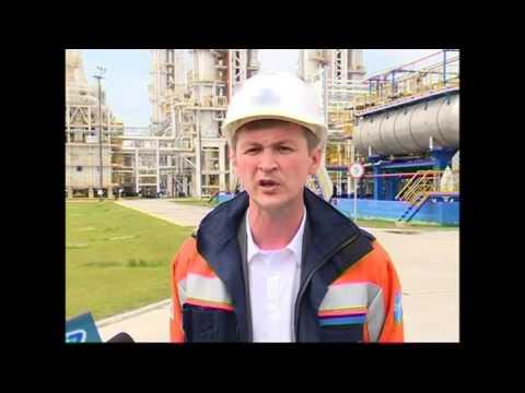 Газопереработка в порту Усть-Луга выходит на полную