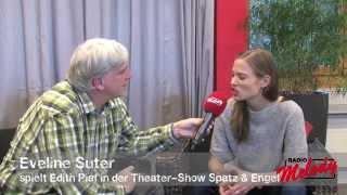 """Eveline Suter spricht über ihre Rolle der Edith Piaf in der Theater-Show """"Spatz und Engel"""""""