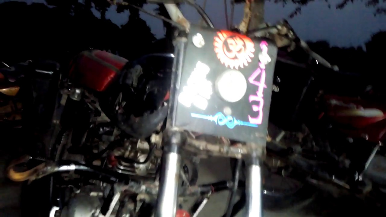 Bajaj BXR pickup Problem in bike